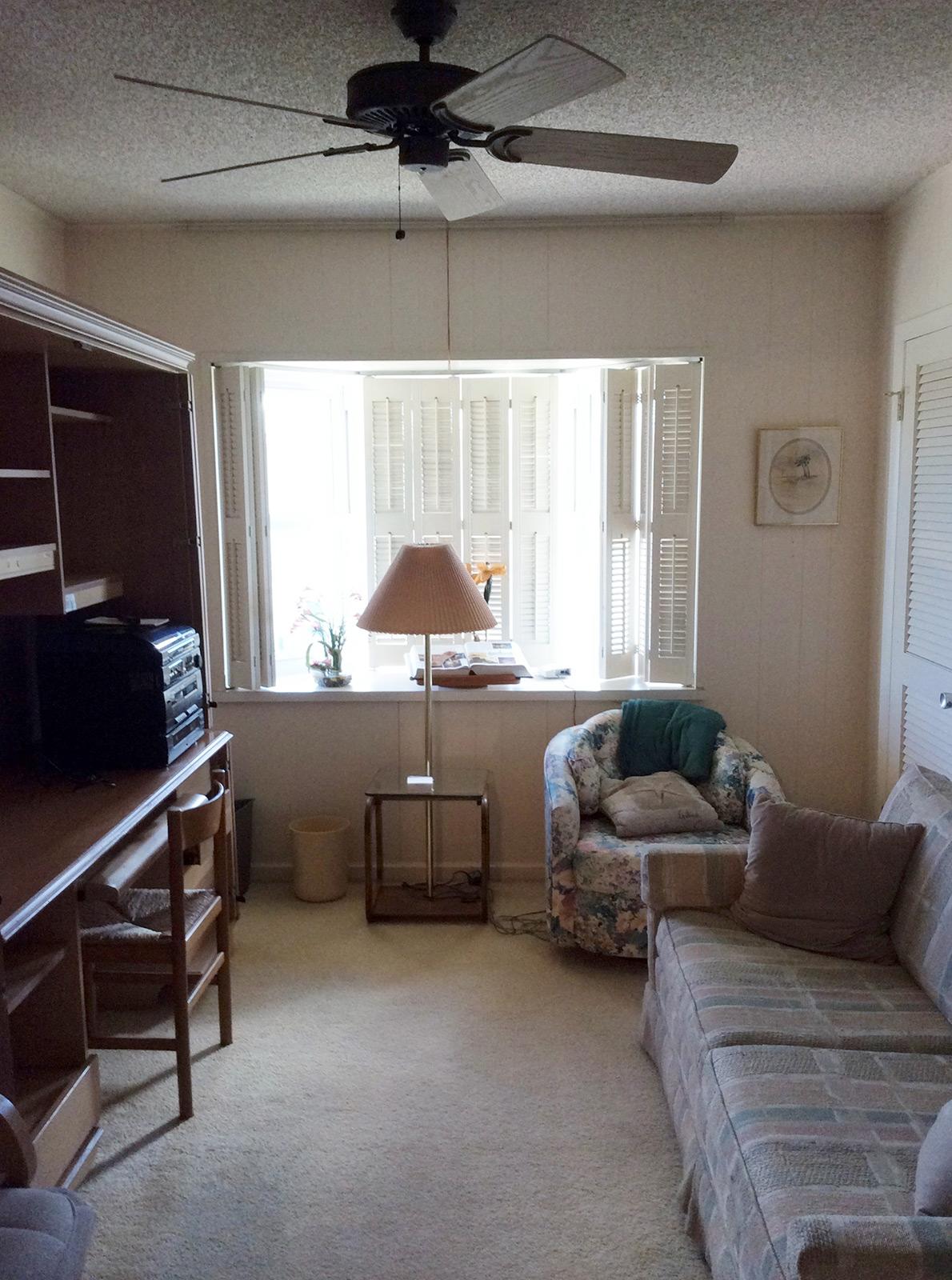 Queen Room Before