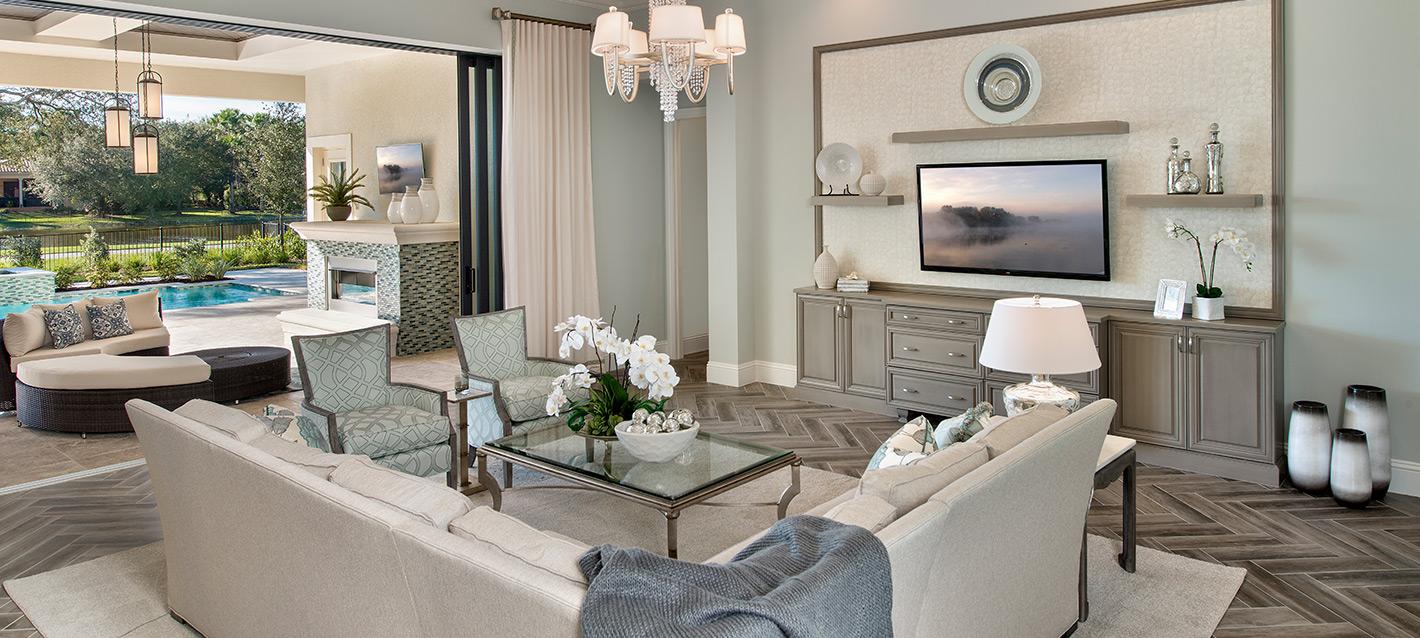 Superieur Jinx McDonald Interior Designs, Naples Florida Residential ...
