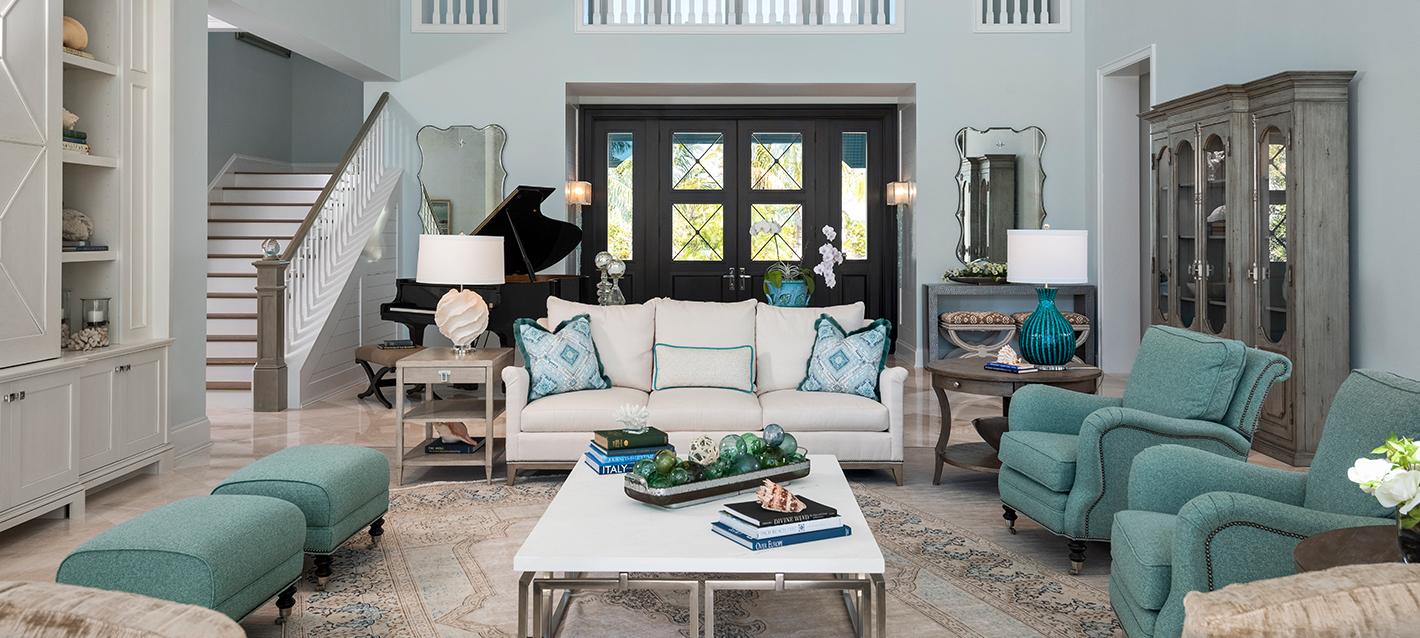 Charmant Jinx McDonald Interior Designs, Naples Florida Residential ...